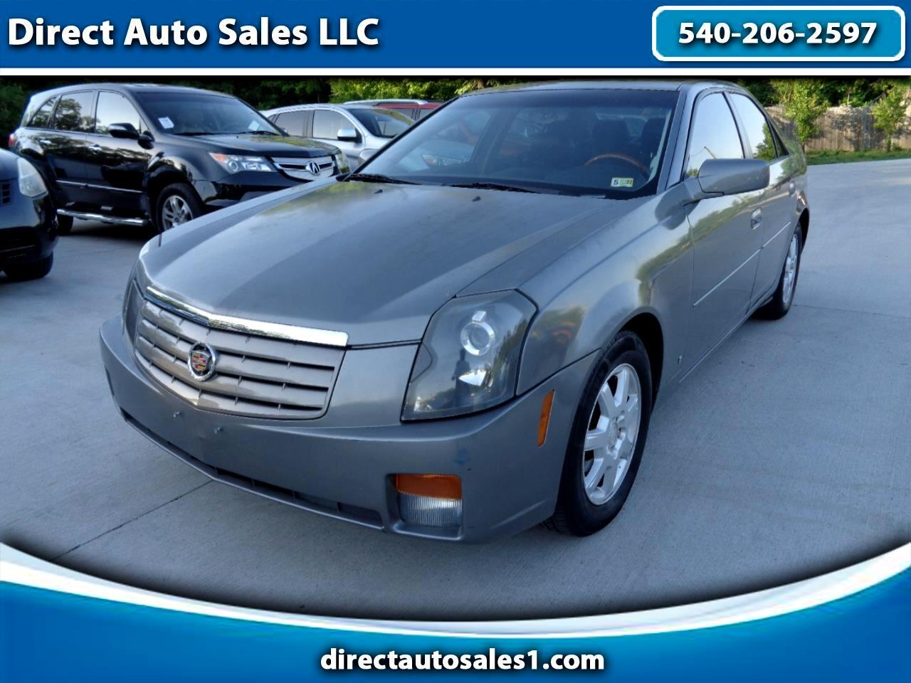 Cadillac CTS 4dr Sdn 3.6L 2006