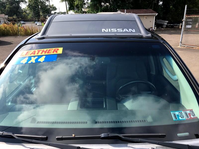 2009 Nissan Xterra Off-Road 4WD