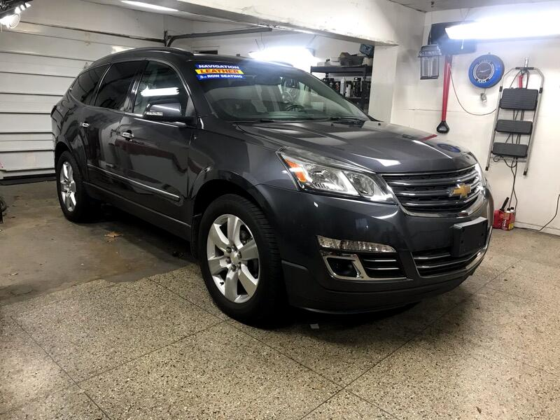Used Chevrolet Traverse Levittown Pa