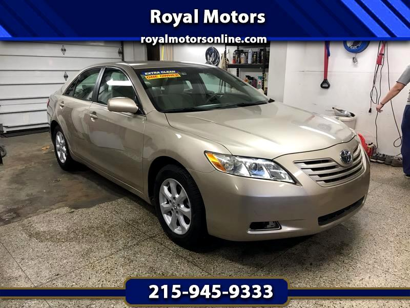 Toyota Camry LE V6 2008