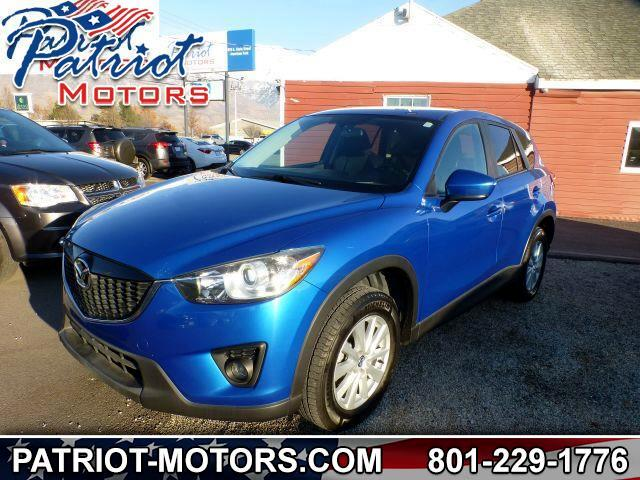 Mazda CX-5 Touring AWD 2014