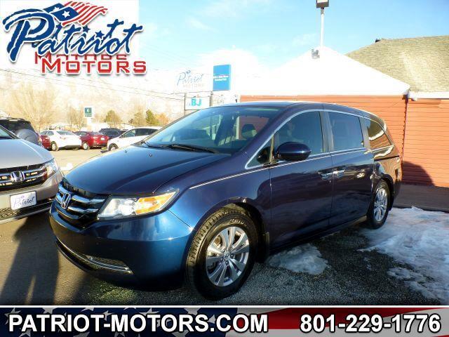 Honda Odyssey EX-L w/Navigation 2015