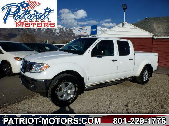 Nissan Frontier SV Crew Cab 4WD LWB 2011