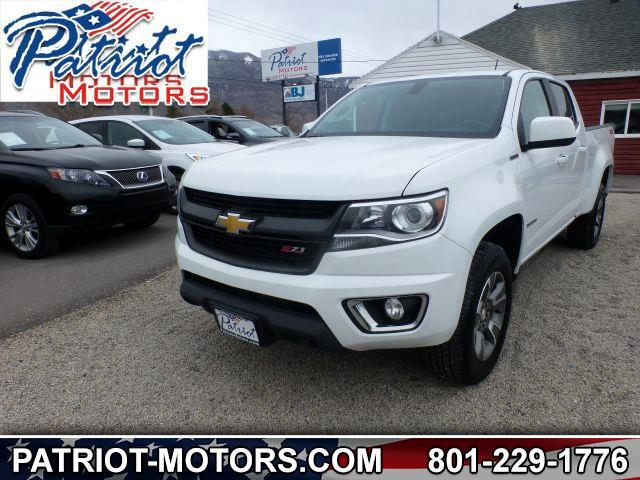Chevrolet Colorado Z71 Crew Cab 4WD Long Box 2019