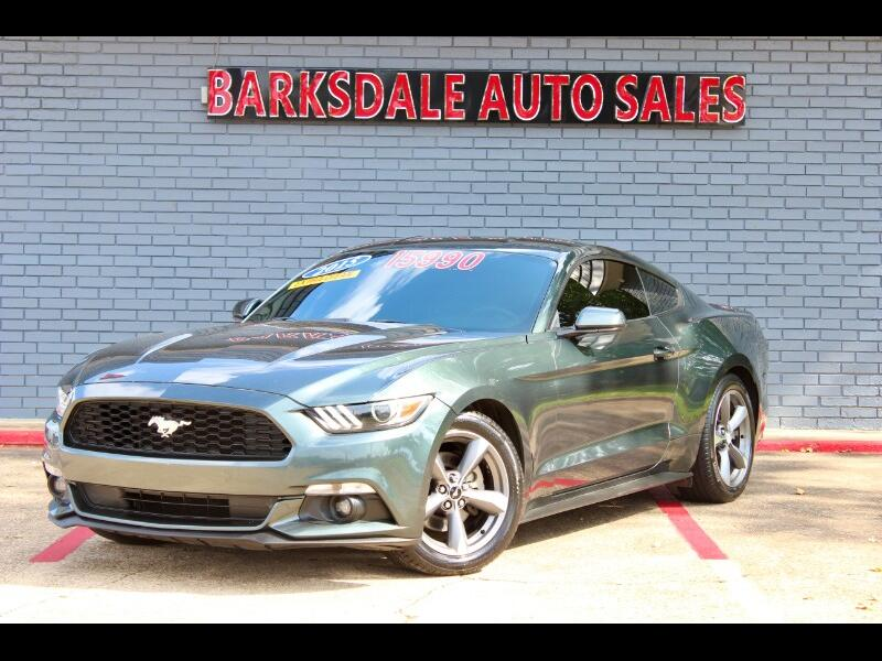 Ford Mustang V6 Coupe 2015