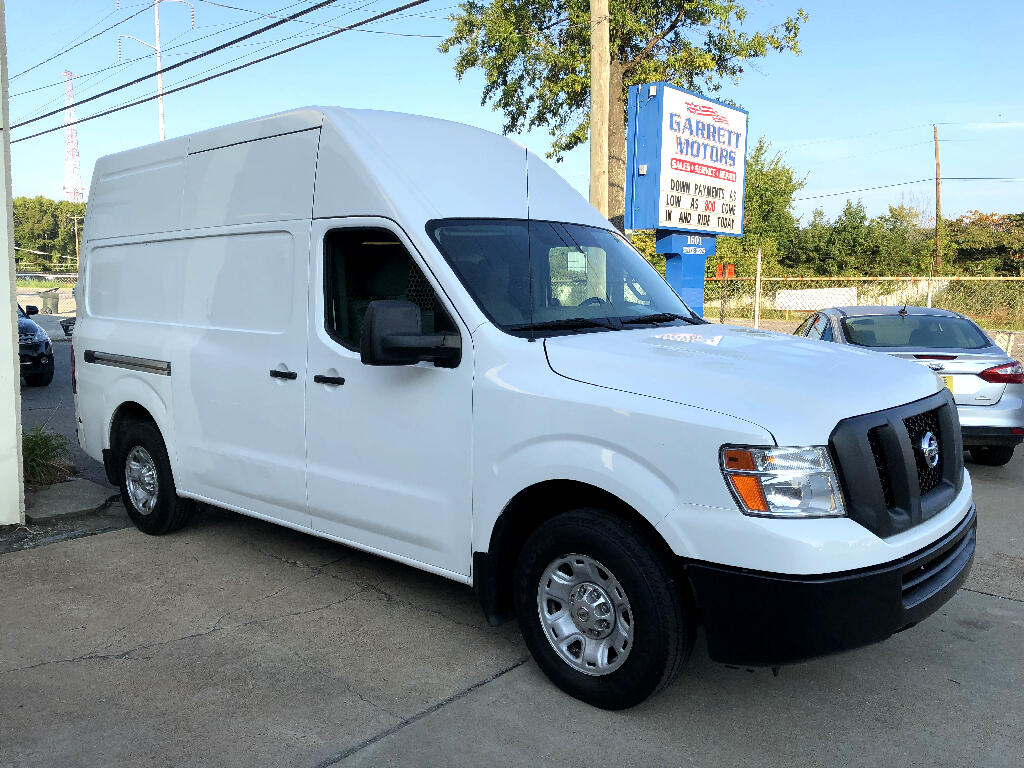 2012 Nissan NV High Roof 2500 V6 S