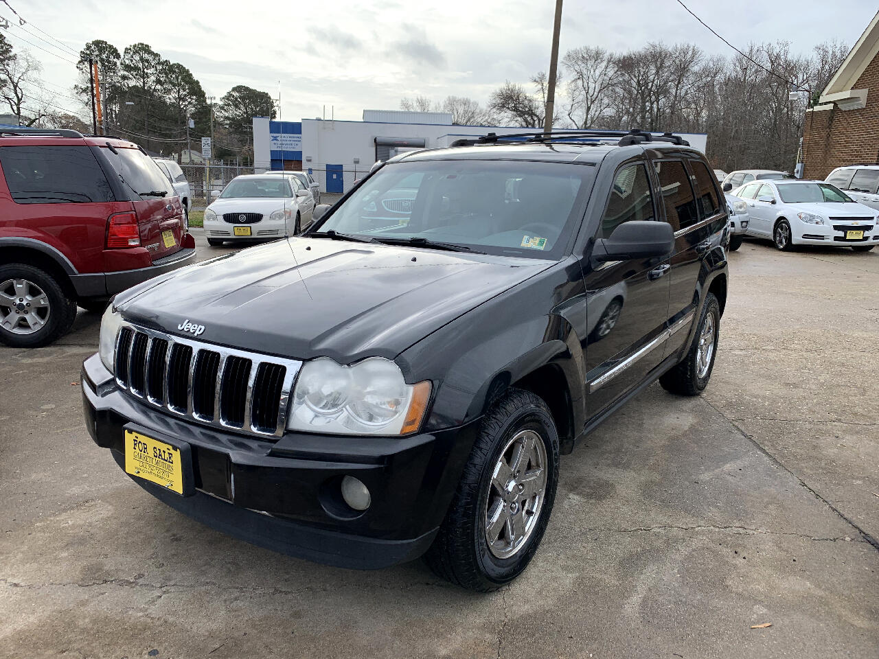 2005 Jeep Grand Cherokee 4dr Limited