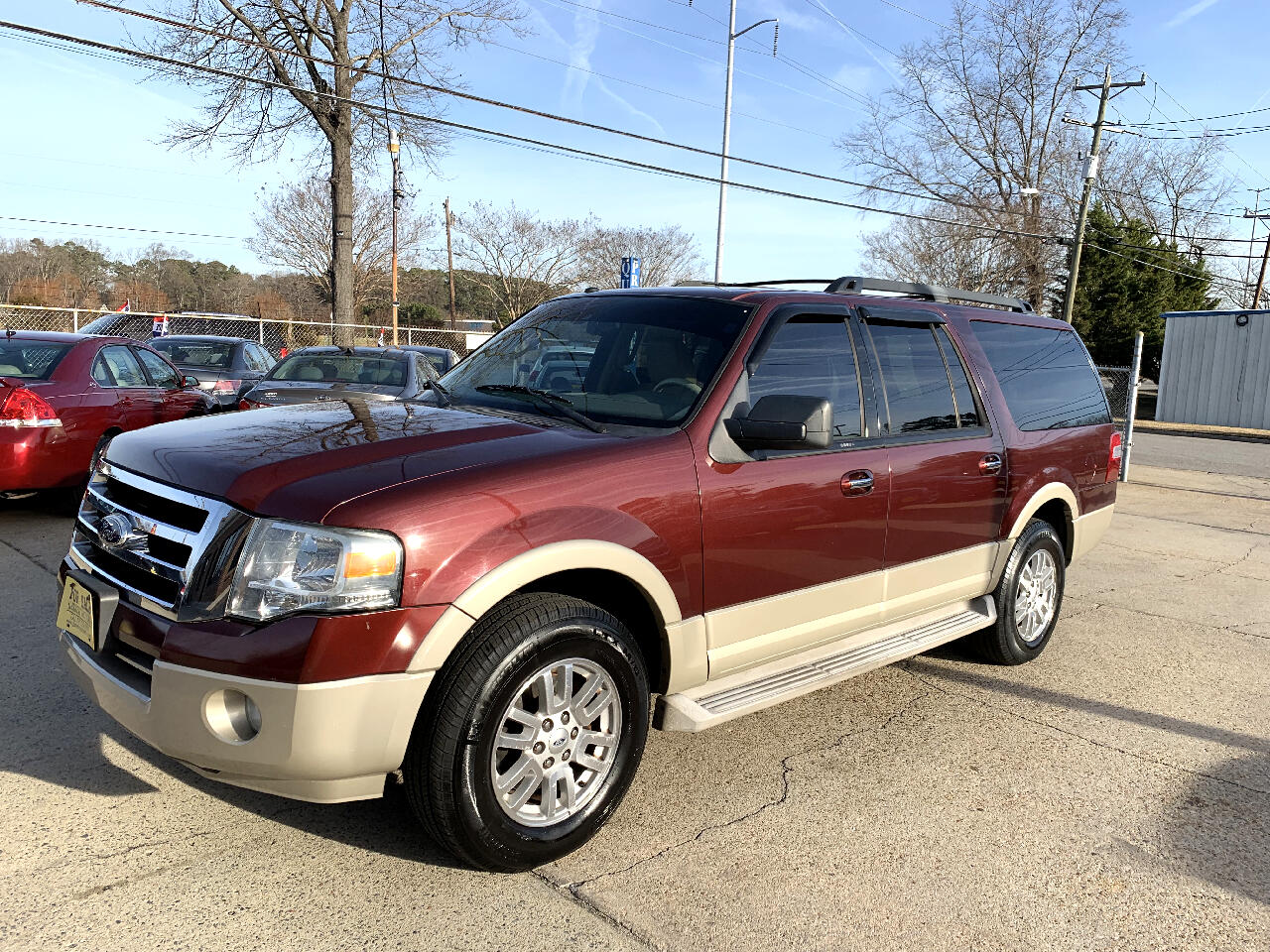 2010 Ford Expedition EL 2WD 4dr Eddie Bauer