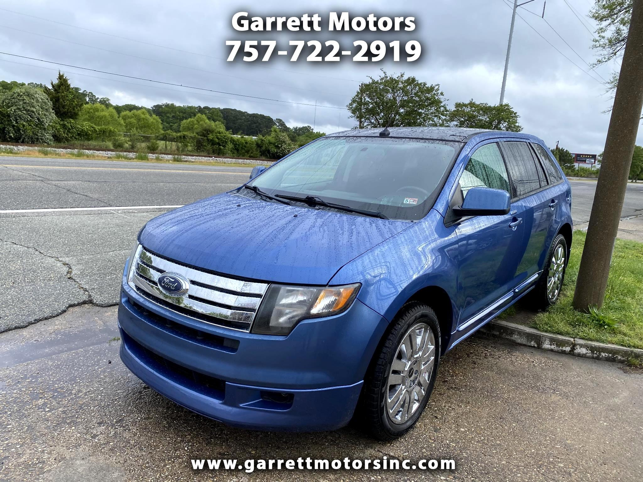 Ford Edge 4dr Sport AWD 2010