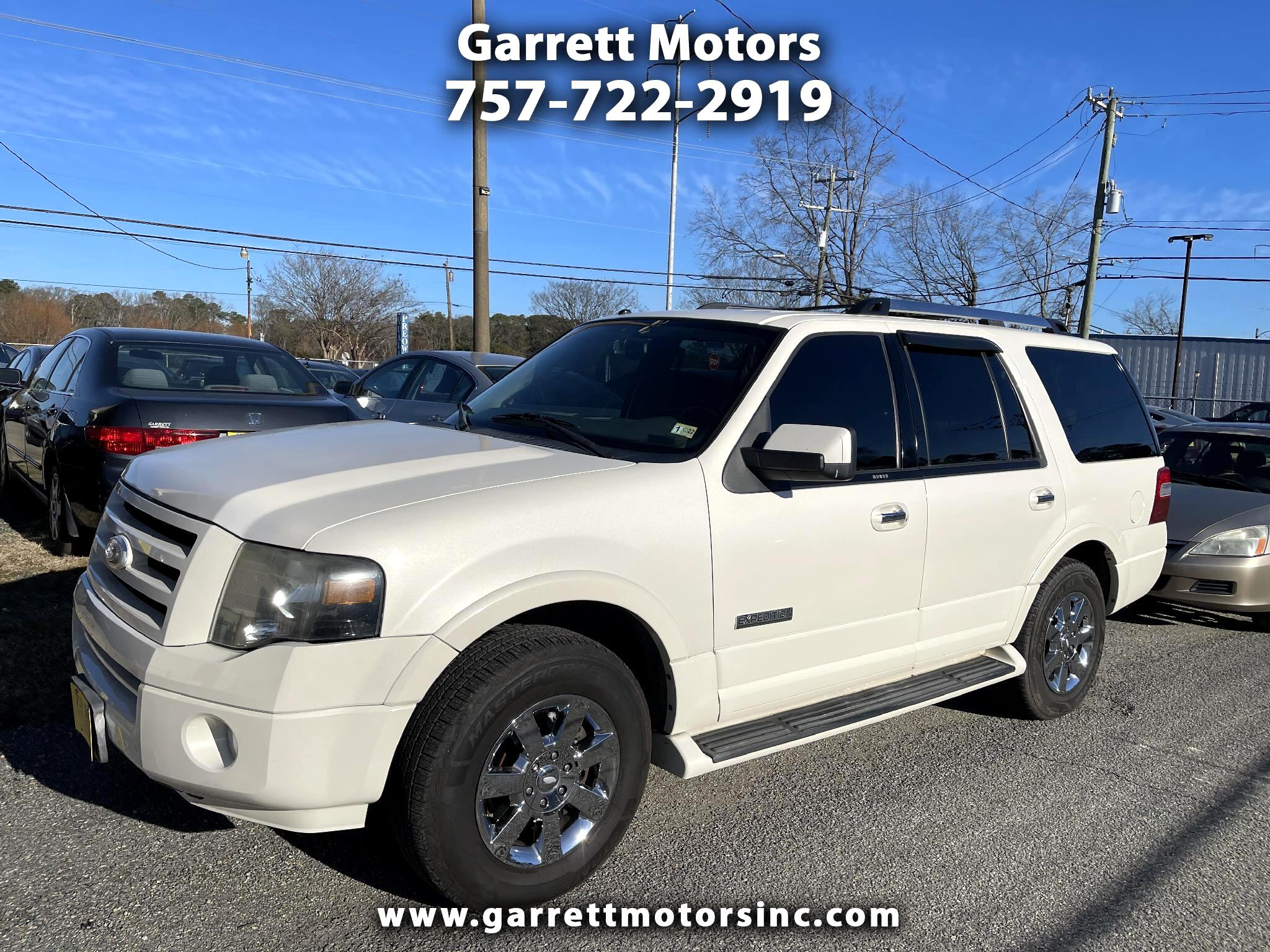 Ford Expedition 2WD 4dr Limited 2008