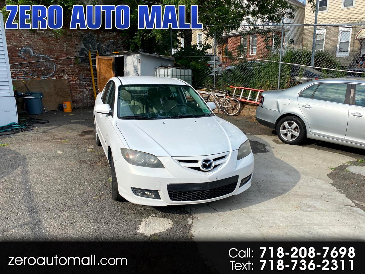 Mazda MAZDA3 s Touring 4-Door 2008