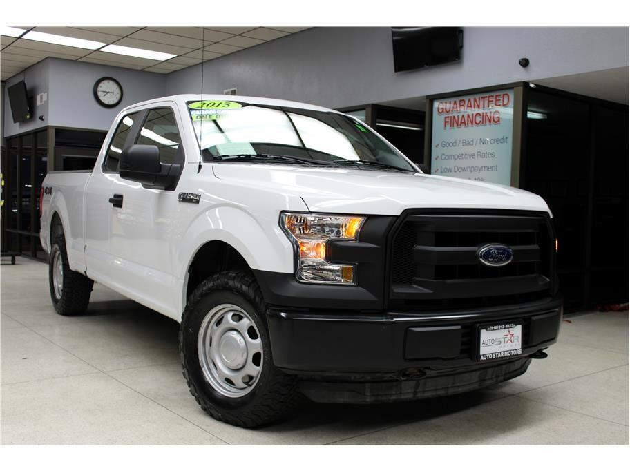 2015 Ford F-150 Lariat SuperCab 8-ft. 4WD
