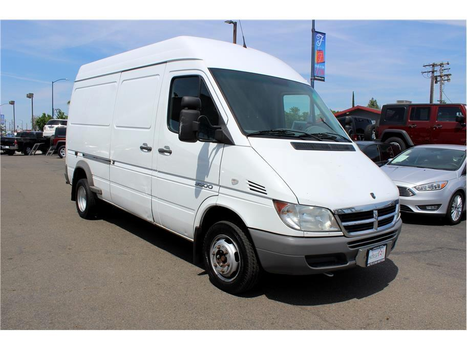 Dodge Sprinter Van 3500 Super High Ceiling 140-in. WB 2006