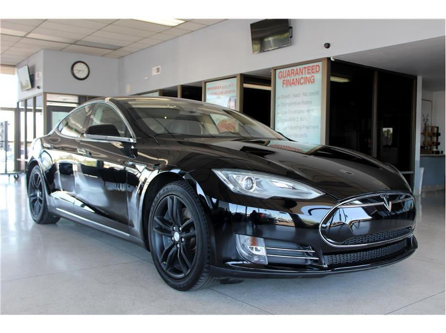 2012 Tesla Model S Performance