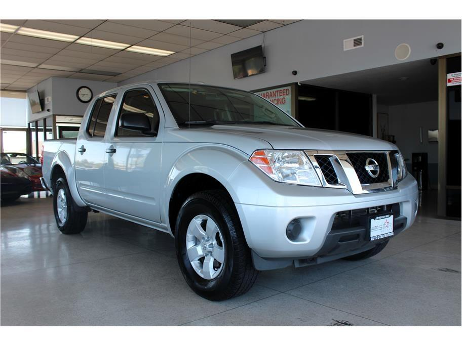 2013 Nissan Frontier S Crew Cab 4WD