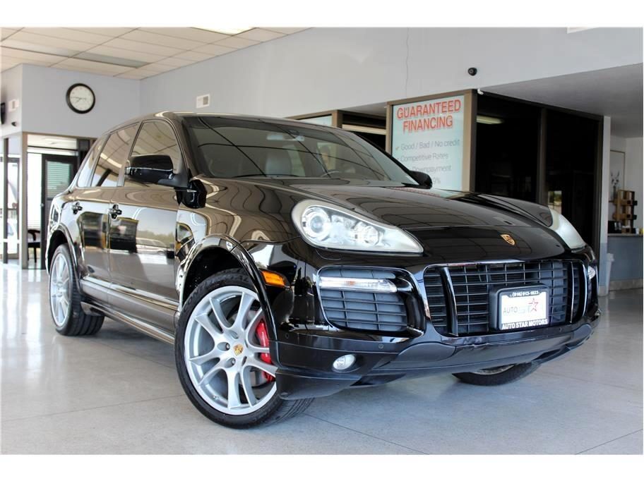Used 2009 Porsche Cayenne Gts For Sale In Sacramento Ca