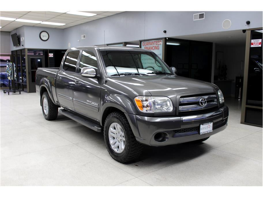 2005 Toyota Tundra SR5 Double Cab 4WD