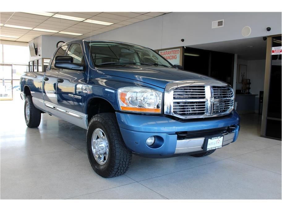 2006 Dodge Ram 2500 ST Quad Cab Long Bed 4WD