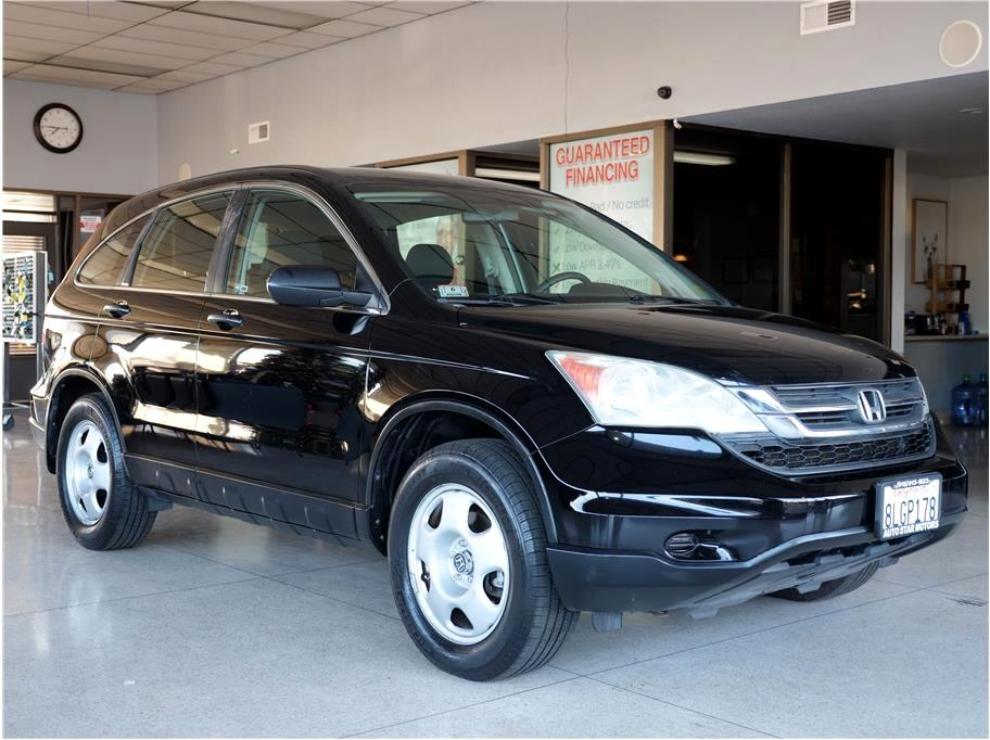 Honda CR-V LX 2WD 5-Speed AT 2010