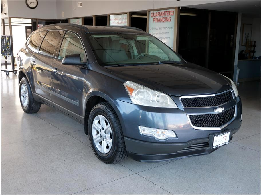 Chevrolet Traverse LS AWD 2011