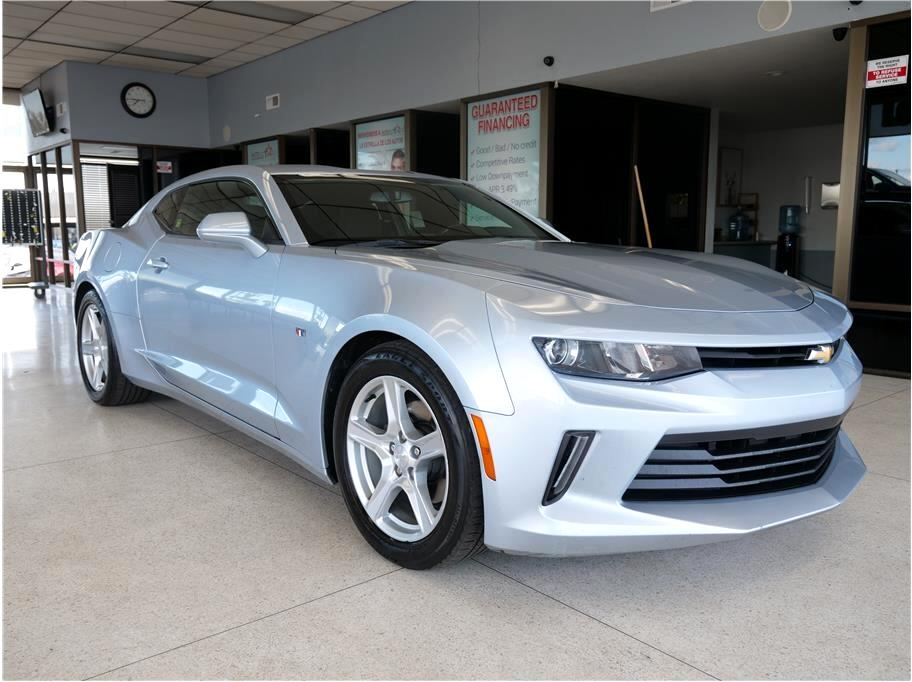 Chevrolet Camaro 1LT Coupe 2017