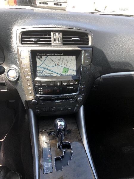 2012 Lexus IS IS 250 AWD