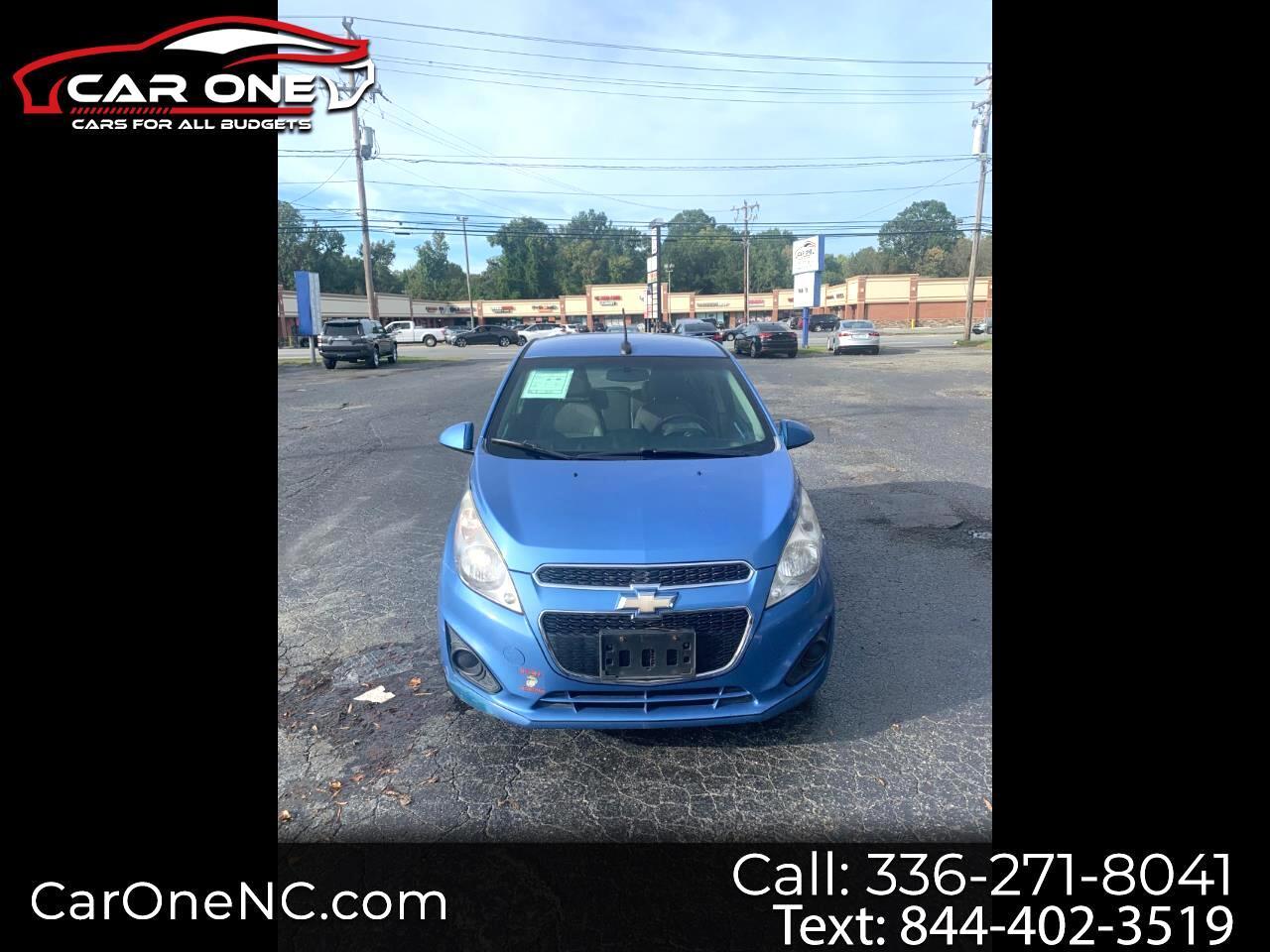 Chevrolet Spark 5dr HB CVT LT w/1LT 2014