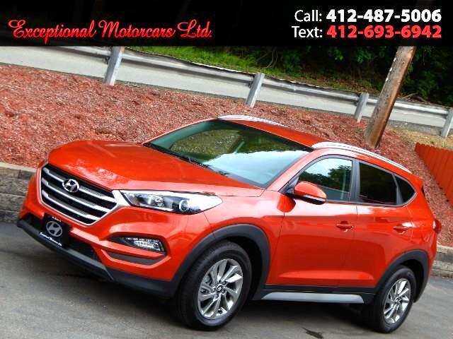 2017 Hyundai Tucson Limited FWD