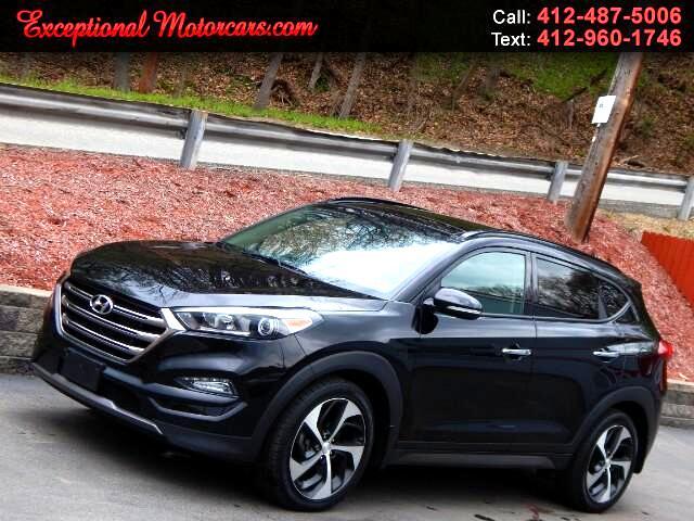 2016 Hyundai Tucson Limited AWD
