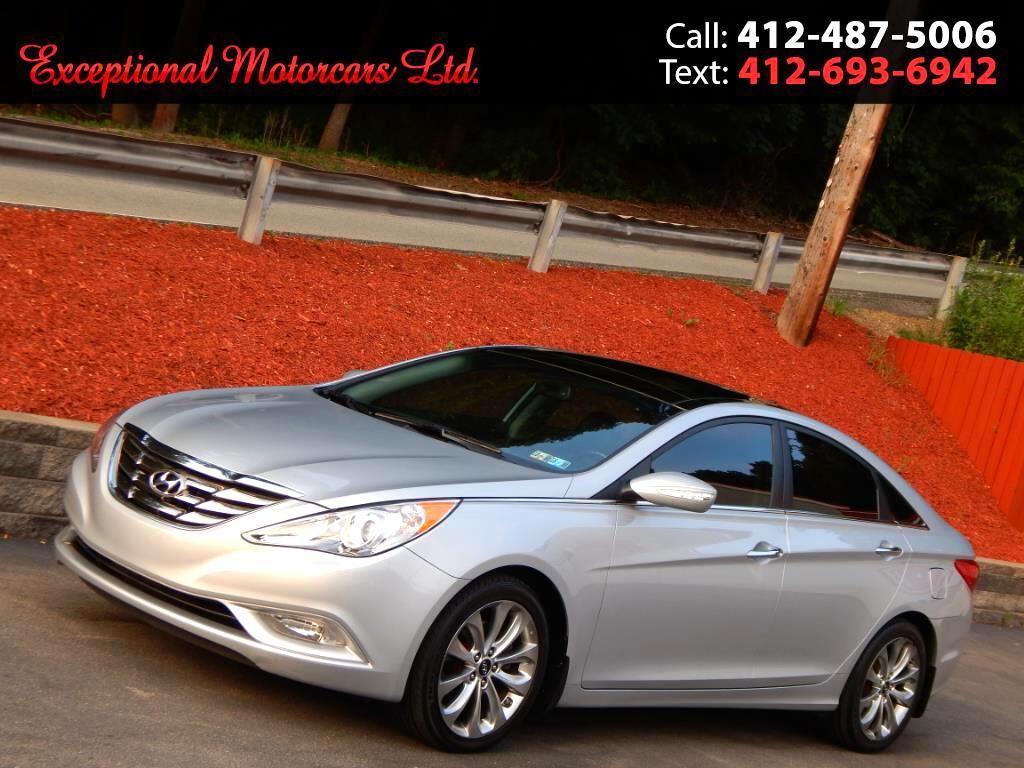 2012 Hyundai Sonata 4dr Sdn 2.0T Auto Limited