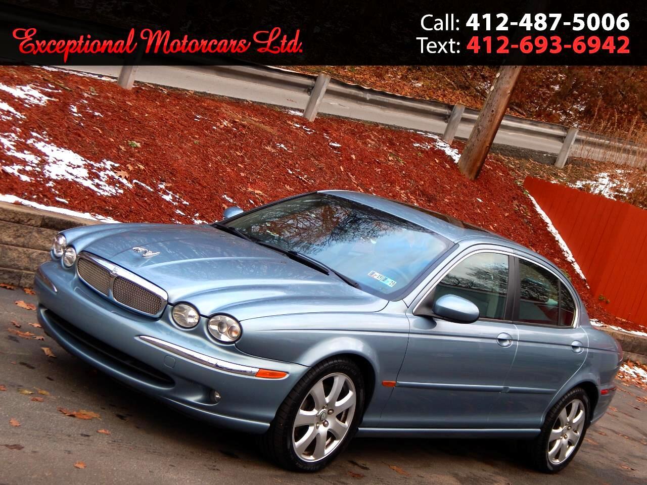 2006 Jaguar X-Type 4dr Sdn 3.0L