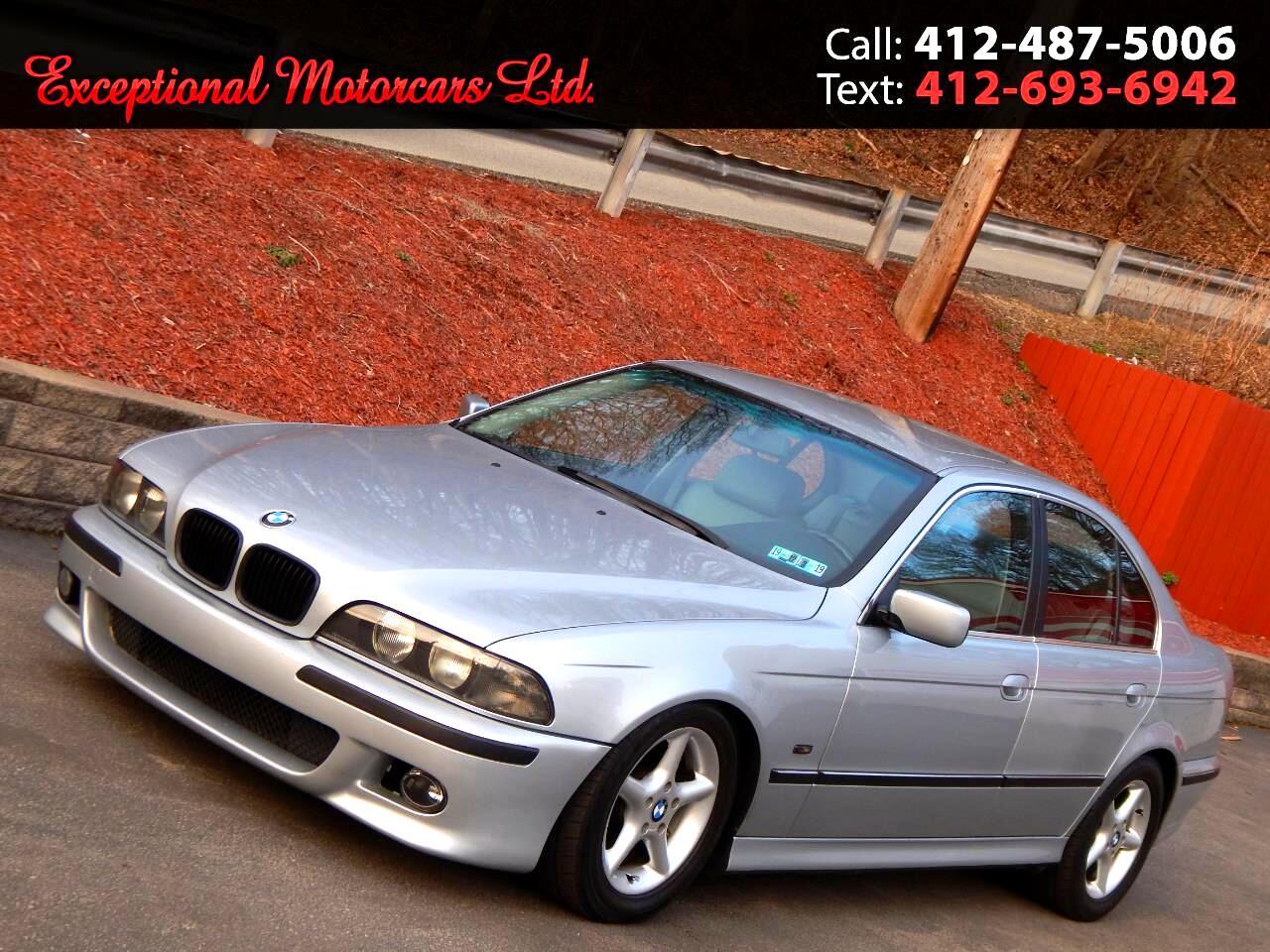 1997 BMW 5 Series 528IA 4dr Sdn Auto