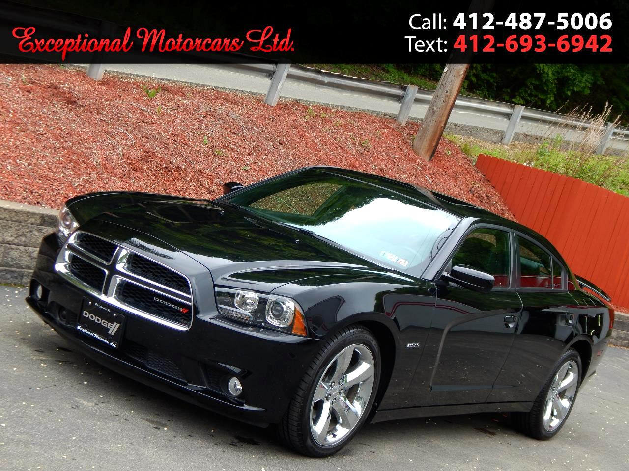 2014 Dodge Charger 4dr Sdn RT Max RWD