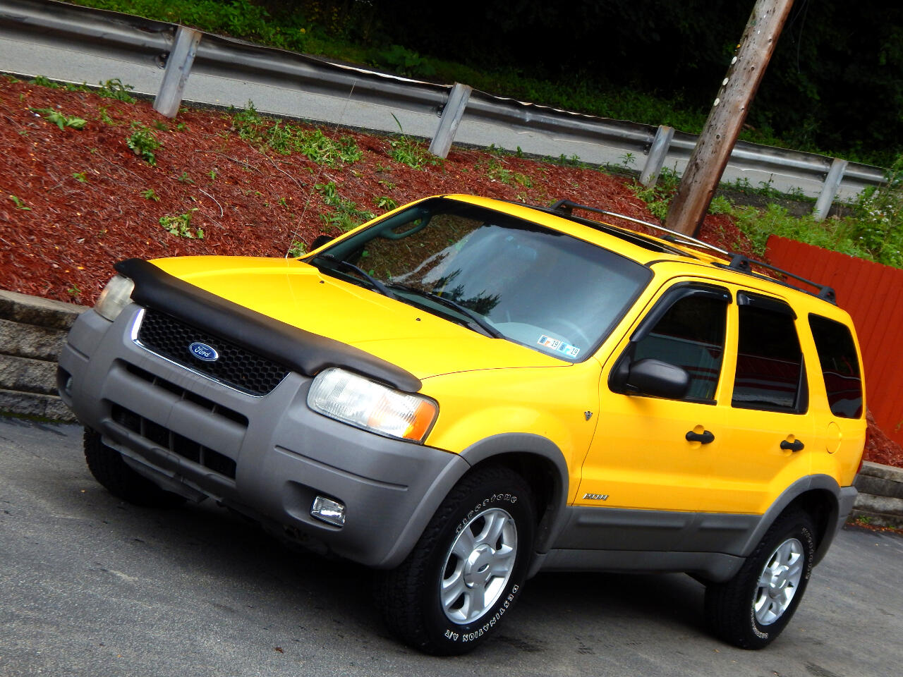 "2001 Ford Escape 4dr 103"" WB XLT 4WD"