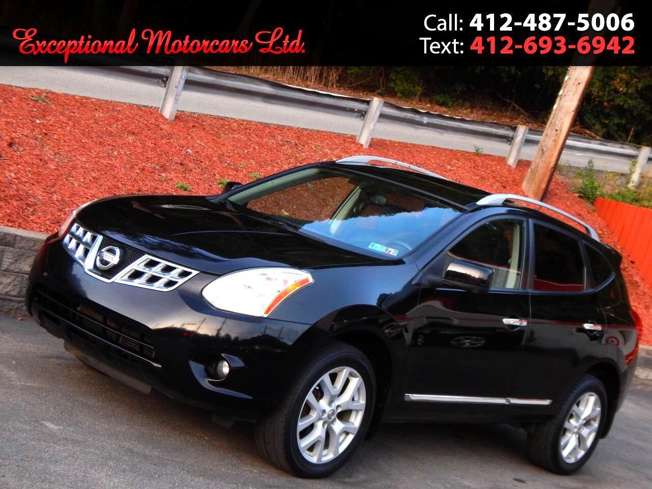 2013 Nissan Rogue AWD 4dr SL