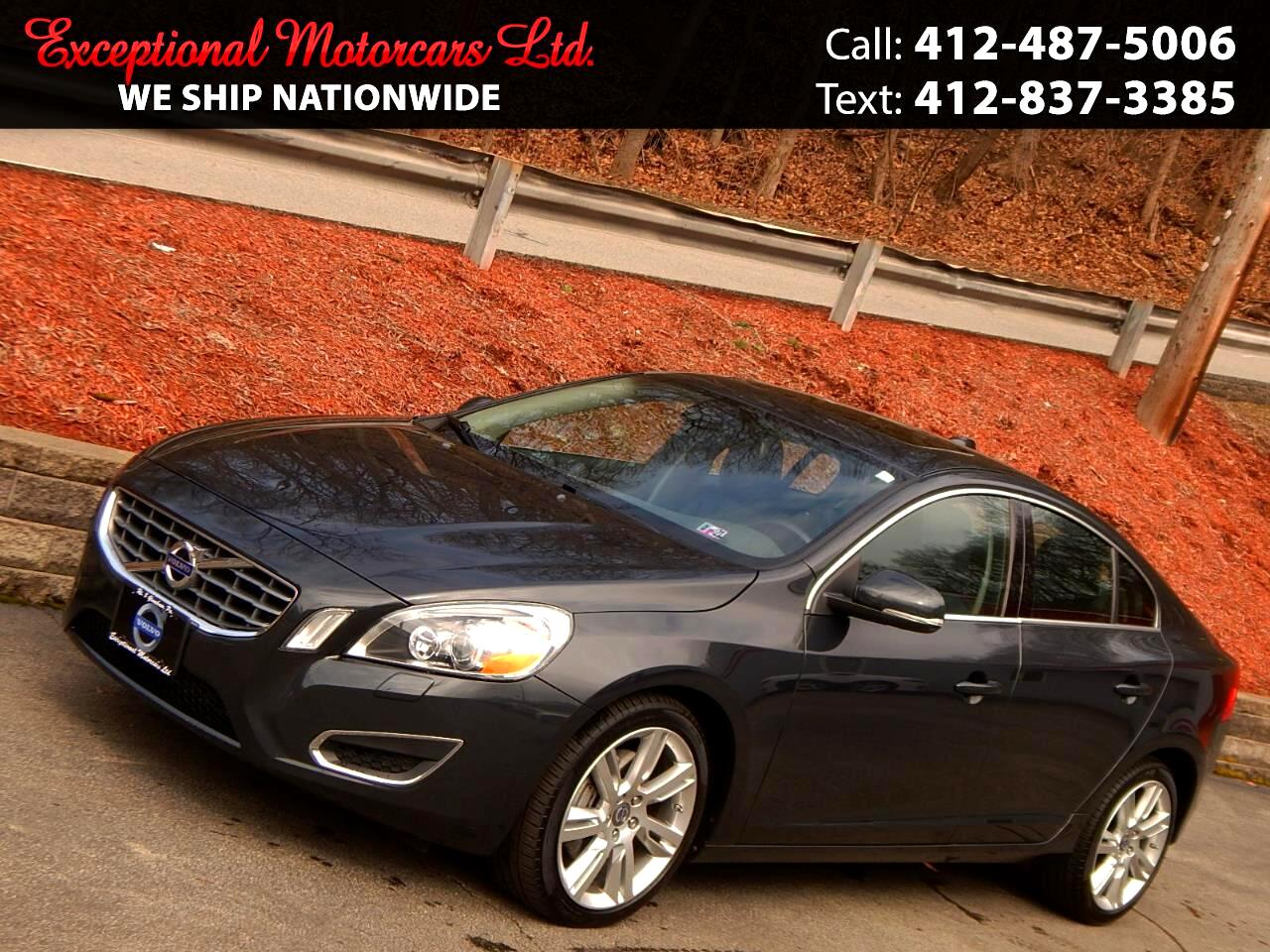 Volvo S60 AWD 4dr Sdn T6 2012