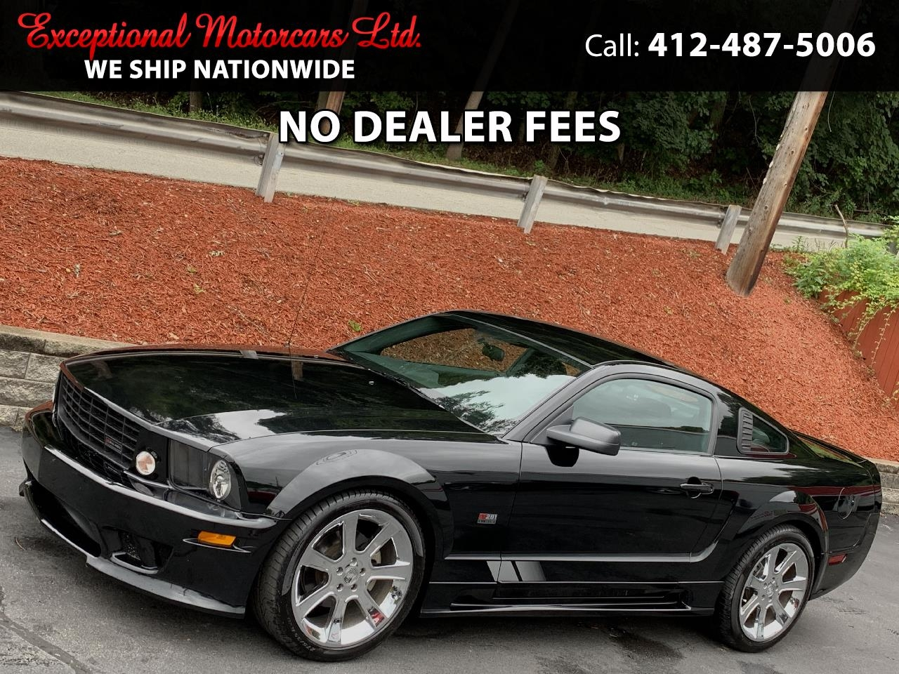 Ford Mustang S281 Saleen 2006