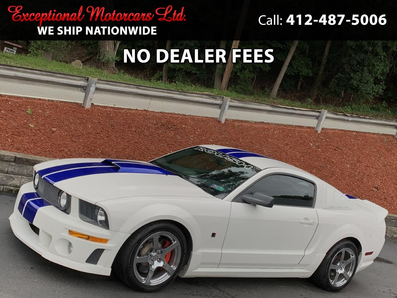 Ford Mustang 427-R Roush 2007