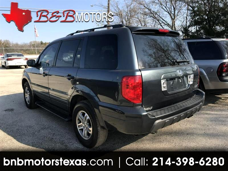 Honda Pilot EX w/ Leather and DVD 2005