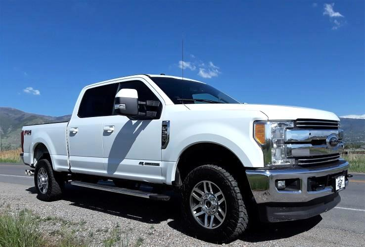 2017 Ford F-350 SD Lariat  Crew Cab Short  Bed 4WD