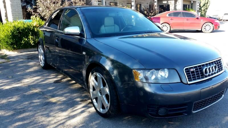 Audi S4  2004