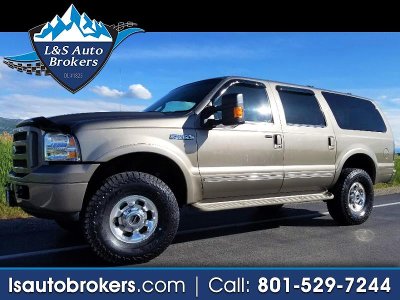 Ford Excursion Limited 6.0L 4WD 2005