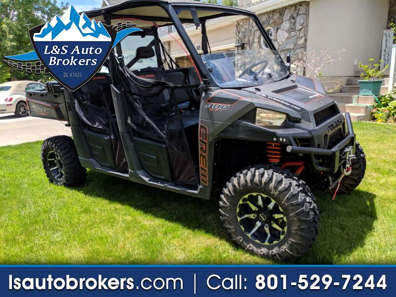 2014 Polaris Ranger XP 900 EPS