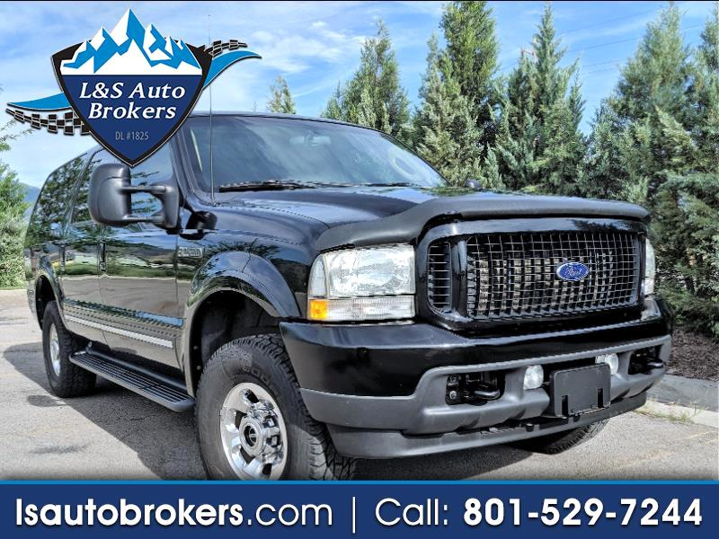 Ford Excursion Limited 6.0L 4WD 2003