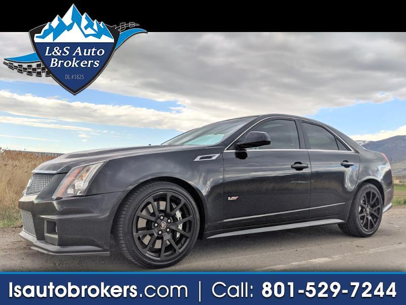 Cadillac CTS V 2012