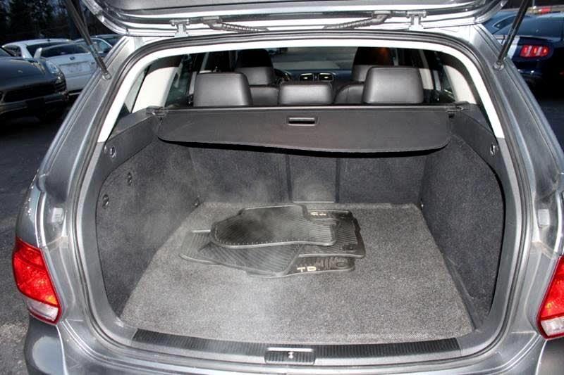 2011 Volkswagen Jetta SportWagen 2.0L TDI