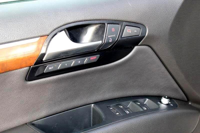 2010 Audi Q7 TDI quattro Premium