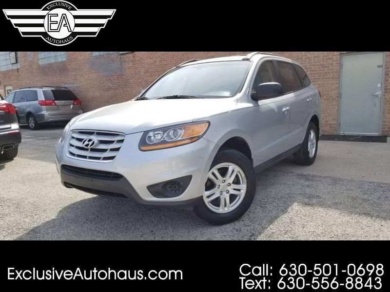 Used 2010 Hyundai Santa Fe Gls 2 4 Awd For Sale In Roselle Il 60172 Exclusive Autohaus