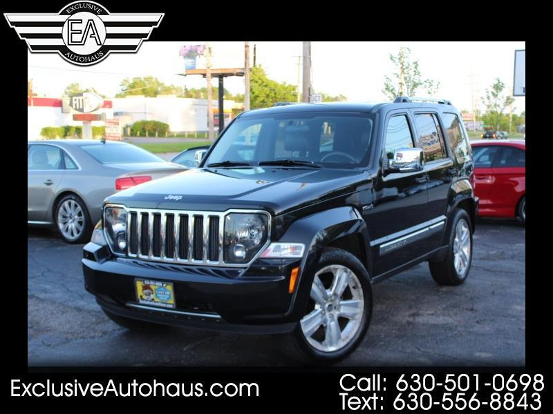 Jeep Liberty 4WD 4dr Limited Jet 2011