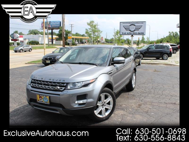 Land Rover Range Rover Evoque Pure Premium 5-Door 2013